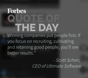 Forbes Daily Quote